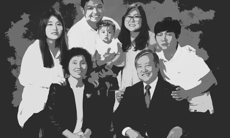 퇴계원가족사진